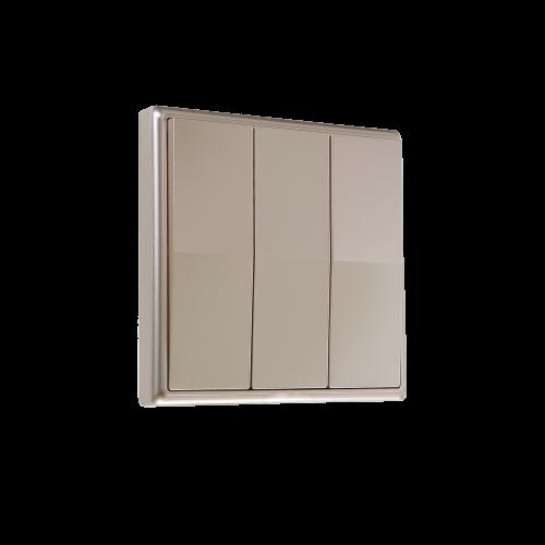 TNL - Кинетичен троен ключ / Златист SKU: EE0365
