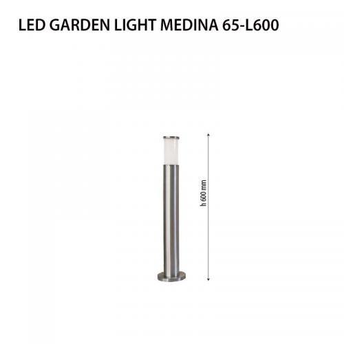 TNL - Градинско осветително тяло MEDINA 65 L600