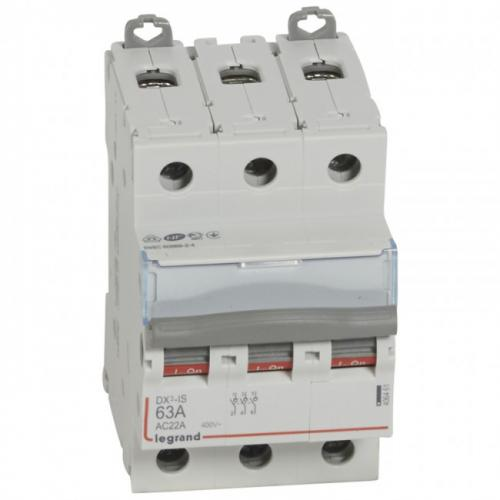 LEGRAND - Товаров прекъсвач /шалтер/ DX3-IS 63А 3P 406461