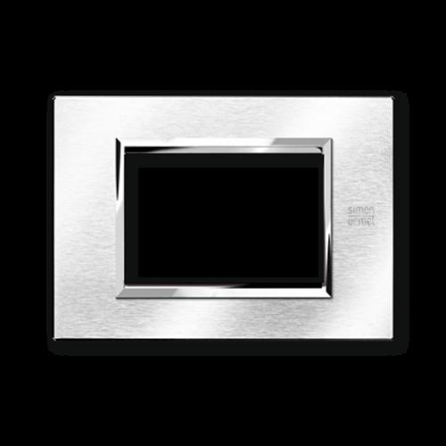 SIMON URMET - 13003.CS Brushed Chrome Aluminum Expi