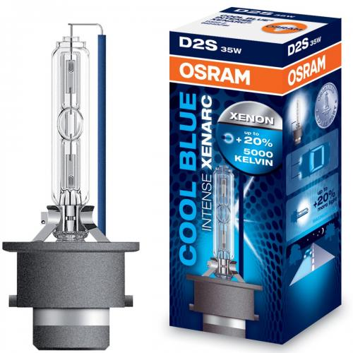 OSRAM - COOL BLUE Intense 66240CBI D2S