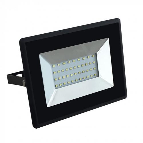V-TAC - 30W LED Прожектор E-Series Черно Тяло 3000K SKU: 5952 VT-4031 , 4000K-5953, 6000K-5954