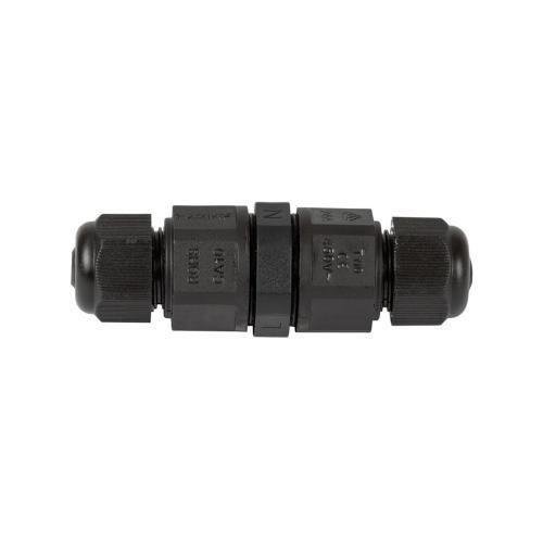 ULTRALUX - KW3PL16 Влагозащитен конектор L16, 3 пина, IP68