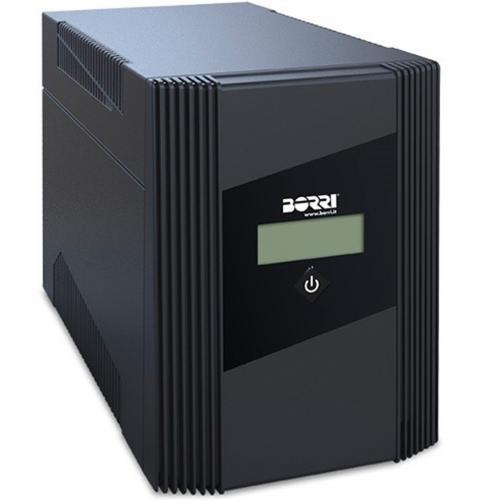 BORRI - GIOTTO 650VA 380W Line-interactive 1-фазен UPS