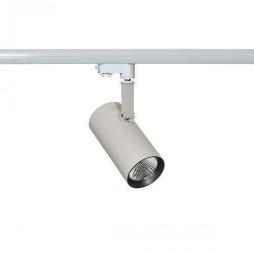 ITALUX - LED Спот алуминий за шина   Russo M 3000K TL7556/28W 3000K WH+GR