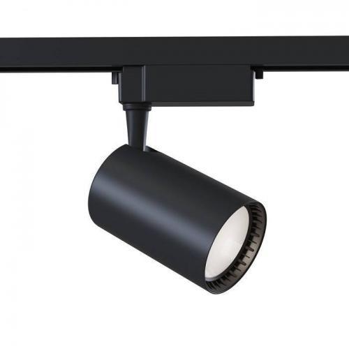 MAYTONI - LED Прожектор за релсов монтаж TRACK LAMPS TR003-1-12W4K-B  LED 12W, 800LM, 4000K