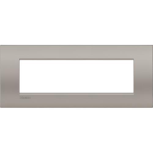 BTICINO - LNC4807SB Рамка 7 мод. метална Sand AIR LL Bticino