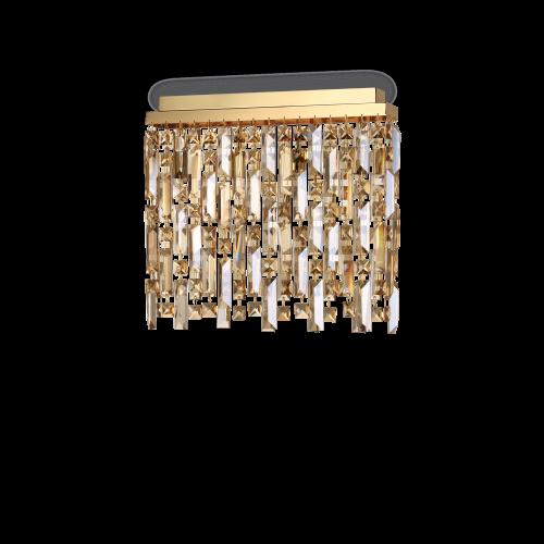 IDEAL LUX - Плафон ELISIR PL4 OTTONE  200088