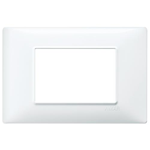 VIMAR - 14653.01 - Plate 3M techn. white