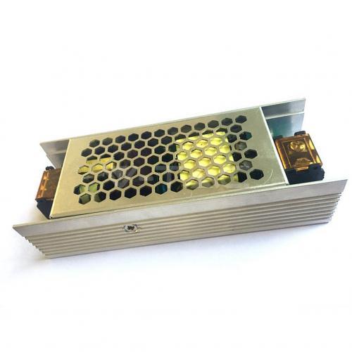 V-TAC - LED Slim Захранване 60W 12V 5A Метал SKU: 3246 VT-20062