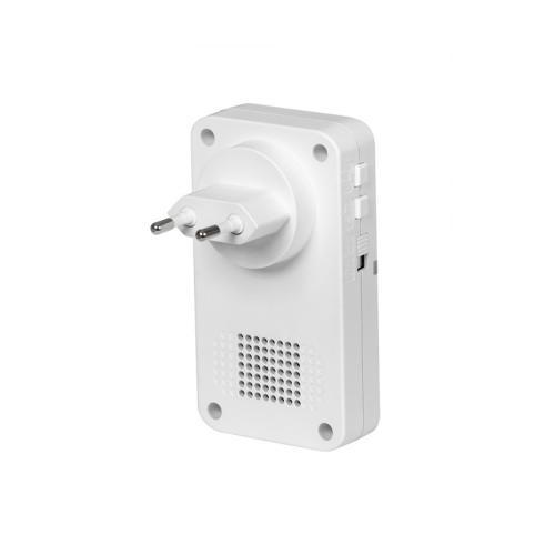 ULTRALUX - RFCDB18 RF безжичен кинетичен звънец, IP44