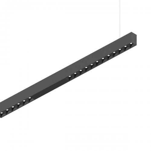 IDEAL LUX - LED линейно тяло 50W 4000K CRI≥80 - DRAFT BLACK - 223797