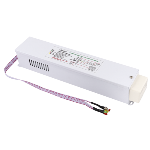 ULTRALUX - ZAM503 Захранващ авариен модул за LED осветление с батериен блок Ni-CD 12V, 2500 mAh