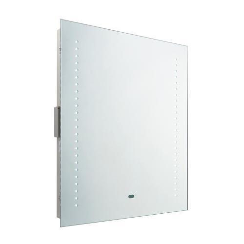 SAXBY - Светещо огледало SPEGEL shaver mirror IP44 3.85W SW daylight white LED 2X3.85W, K6500, 215LM