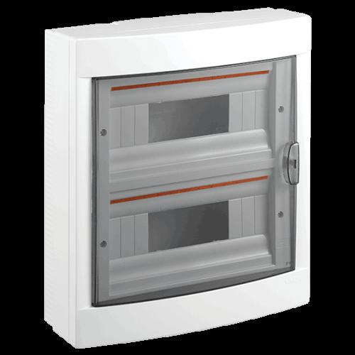 VIKO - Апартаментно табло 2х12 за открит монтаж