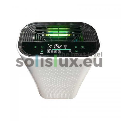 Dio Systems - Пречиствател На Въздух DIO AIR Pro, 5-Степенен, Йонизатор, UV, 50 Кв.М.