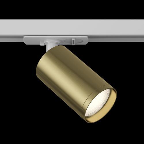 MAYTONI -  Прожектор за релсов монтаж Track Lighting TR031-1-GU10-WBS TR031-1-GU10-WBS