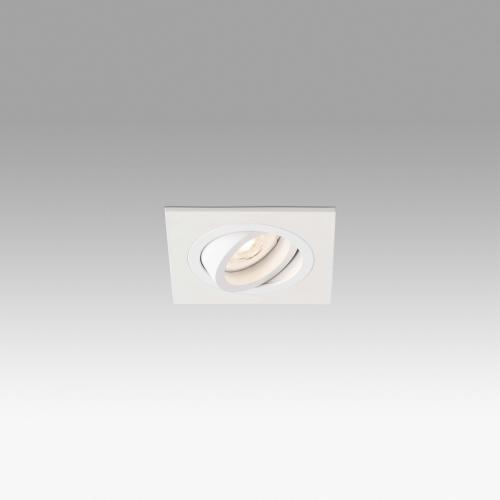 FARO - RADÓN-C White recessed lamp Ref.43396