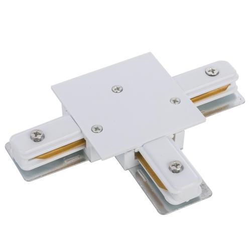 NOWODVORSKI - Конектор  PROFILE RECESSED T- CONNECTOR WHITE 8834