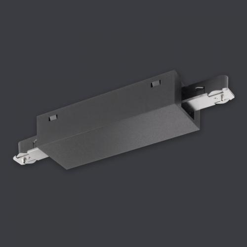 Fischer And Honsel - luminaire system element     m6 - HV TRACK 6  70327  BLACK