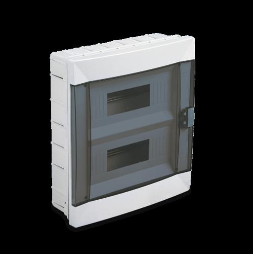 MAKEL - Табло за 24 броя автоматични прекъсвачи вграден монтаж 63024