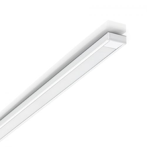 IDEAL LUX - LED профил PROFILO STRIP LED A VISTA Alluminio  124124