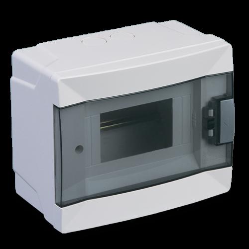 MAKEL - Табло за 6 броя автоматични прекъсвачи открит монтаж 63106