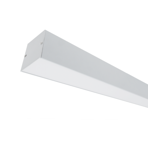 ELMARK - LED ПРОФИЛ ЗА ОТКРИТ МОНТАЖ S48 20W 4000K БЯЛ 99SM604020/WH