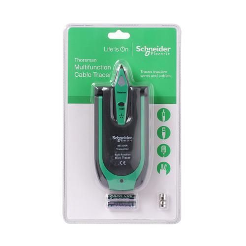 SCHNEIDER ELECTRIC - IMT23206 Мултифункционален кабелен детектор вкл. предавател и приемник с LED индикация Thorsman