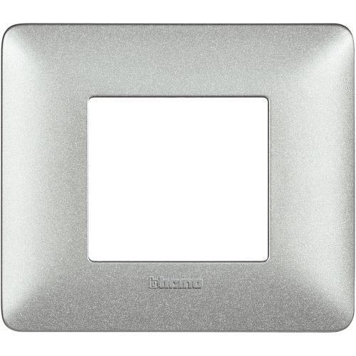 BTICINO - AM4802TBC Рамка 2М white lime Matix