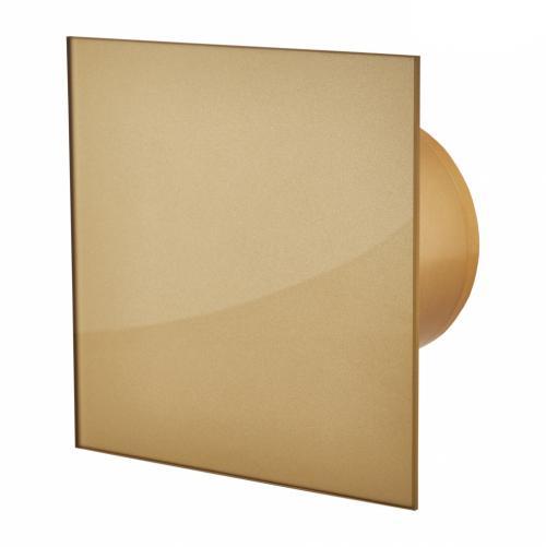 MMOTORS - Вентилатори за баня MM-P 100/169 Злато - Стъкло