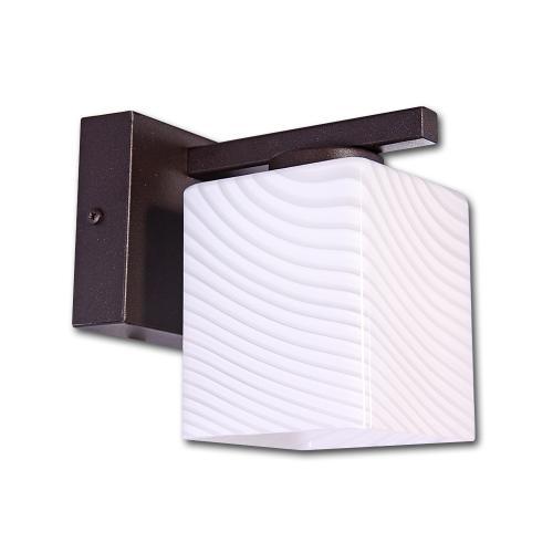 LIS LIGHTING - Аплик VEGA 4633K-H90 E27, 1X40W, H14, D10cm, венге
