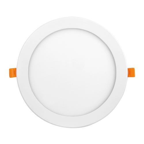 ULTRALUX - LPR1840 LED панел за вграждане, кръг, 18W, 4000K, 220V, неутрална светлина, SMD 2835