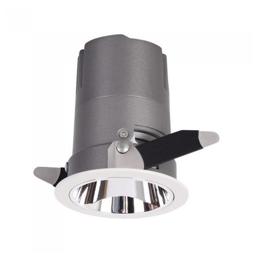 V-TAC - 15W LED COB Hotel Downlight CRI>95 4000K SKU: 1484 or 3000K SKU: 1483 VT-2916