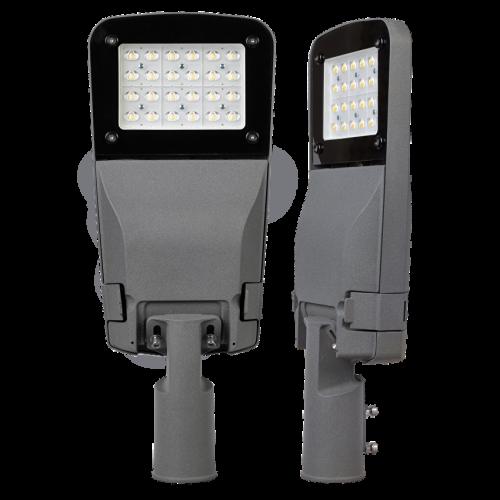 ULTRALUX - LUTH6042IN LED улично тяло с интелигентно управление IP66 60W 4200K, 220V-240V AC, IP66