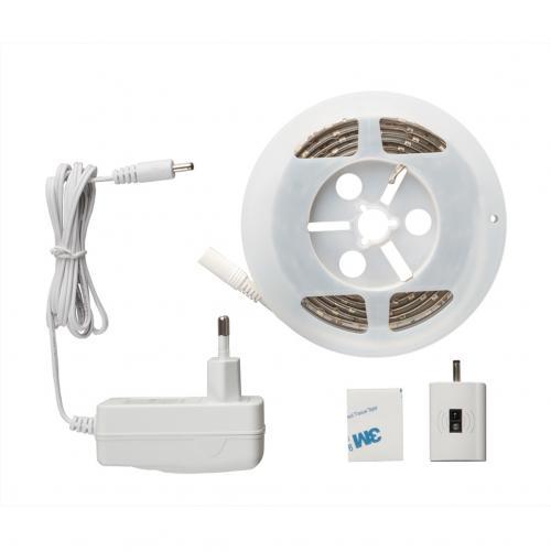 ULTRALUX - LCLS  Комплект светодиодно осветление със сензор