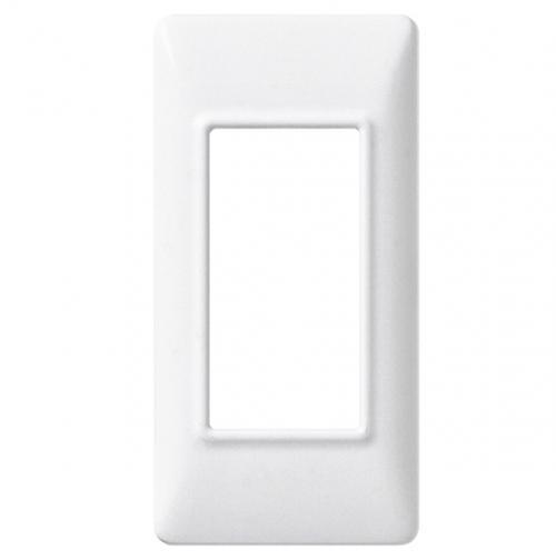 VIMAR - 14666.01 - Plate 1Mpan techn. white