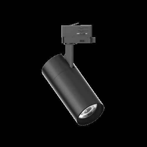 IDEAL LUX - Спот  QUICK 28W CRI90 3400lm  3000K BLACK  222660