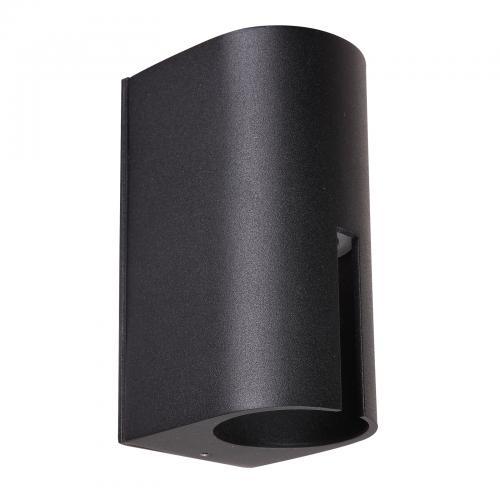 ITALUX - LED фасаден аплик Rovigo 603/BK-9
