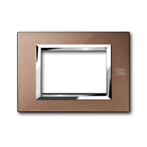 SIMON URMET - 13003.BL Polished Bronze Metal Exp