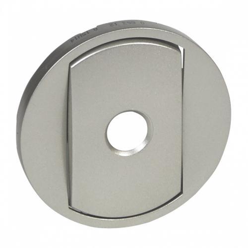 LEGRAND - Лицев панел за енергоспестяващ ключ Celiane 68312 титан