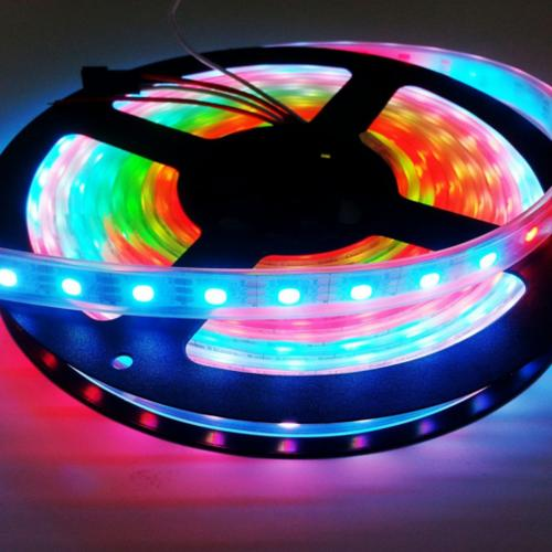 ULTRALUX - PN356067RGB Професионална LED лента SMD3535, 14.4W/m RGB, 24V DC, 60LEDs/m, 5m, IP67