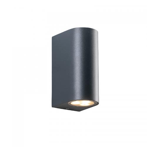 ACA LIGHTING - Градински аплик DASA-L 9W 3000K 430lm IP54 LG2202G