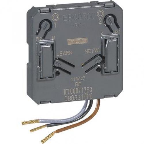 BTICINO - Модул Smart 2 мод. за управление на бутон за скрит монтаж Living Now Bticino Netatmo 3577C