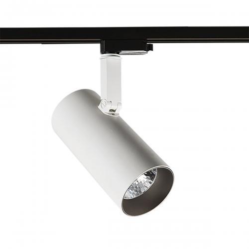 ITALUX - LED Спот алуминий за шина  Russo M 4000K TL7556/28W 4000K WH+GR