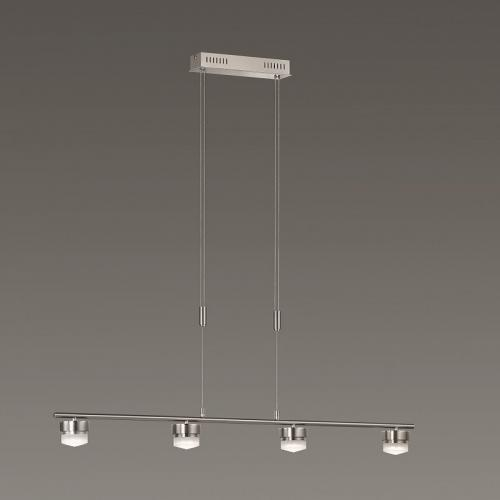 Fischer And Honsel - Основа за полилей  m6 - medium 1 LED  70248  34W, 3800lm, 2700K