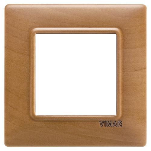 VIMAR - 14642.62 - Plate 2M wood pear-tree