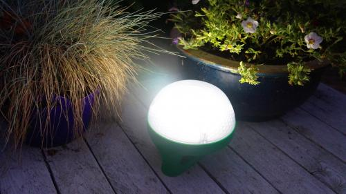 SCHNEIDER ELECTRIC - Соларна LED лампа Mobiya 1,2W 170 lm с акумулатор 3 Ah USB charger с адаптери IP65 AEP-LB01-SU12W