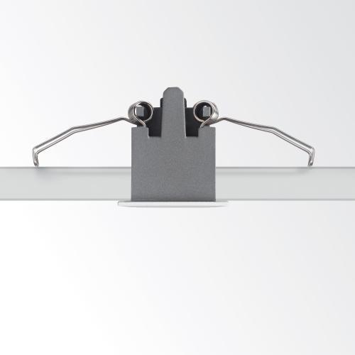 IDEAL LUX - LED луна за вграждане   LIKA FL1 TRIM 206141