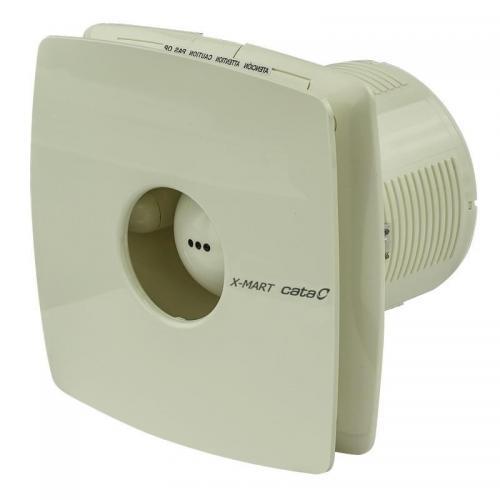 CATA - Вентилатор X-MART 10 бял с таймер
